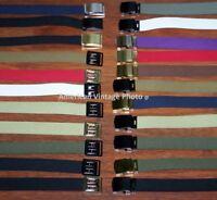 Belt Buckle Military USMC Army Style Black Chrome Brass f Student Sport Phone