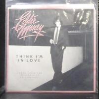 "Eddie Money - Think I'm In Love 7"" VG+ Promo Vinyl 45 Columbia 18-02964 USA 1982"