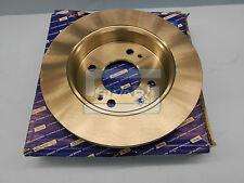 Pair rear brake discs orig Hyundai i10 2007> 58411-07300 Sivar G043330
