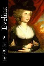 Evelina by Fanny Burney (2015, Paperback)