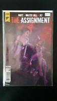 The Assignment 3 Cover B Hard Case Variant Titan High Grade Comic Book RM8-259