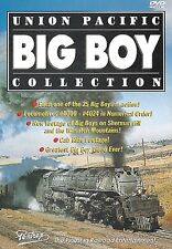 UNION PACIFIC BIG BOY COLLECTION PENTREX DVD VIDEO NEW
