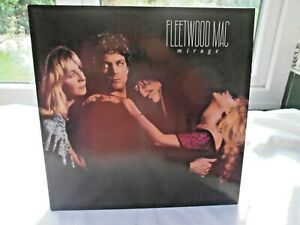 FLEETWOOD MAC MIRAGE VINYL LP