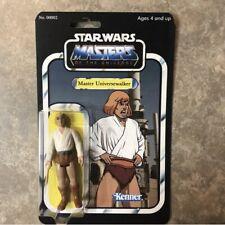 Custom Vintage Star Wars Luke Skywalker He-Man Figure Motu Masters Of Universe