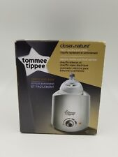 Tommee Tippee Closer To Nature Electric Bottle Warmer for Baby Bottles