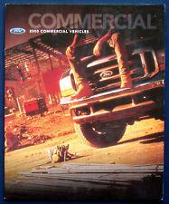 Prospekt brochure 2000 Ford Commercial Vehicles (USA)  F-150 F-250  F-350