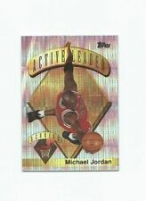 Topps Chicago Bulls Basketball Trading Cards