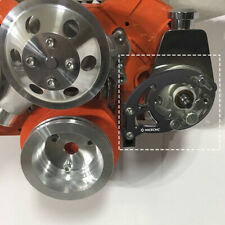 Long Water Pump Power Steering Bracket For Chevy Camaro Small Block 283 302 305