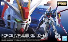 Bandai Gundam Seed Destiny Force Impulse 1/144 Real Grade Model Kit Mobile Suit