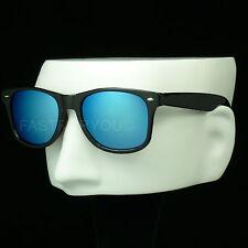 Sunglasses new retro vintage style men women color frame horn rim nerd