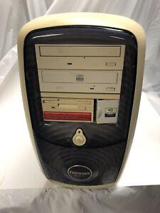 Compaq Presario 5320US Retro Gaming Tower PC Pentium 4 1.5GHz 512MB *NO HDD*