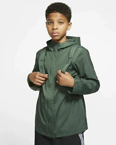 BNWT YOUNGS Nike Tech Pack Jacket Backpack-It SIZE M L100%AUTH BV3559 370