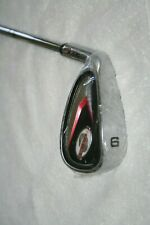 LH Ram G-Force 6 Iron. True Temper Finest Quality Stiff Flex Steel. Ram Grip