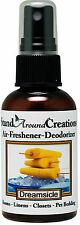 Premium Concentrated Air Freshener  - 2oz- Scent: Dreamsicle / Room Deodorizer