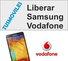 Liberar Samsung Vodafone S3650 Corby S5230 Star S5600 Preston i8910 Omnia HD