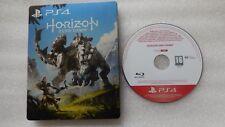Horizon Zero Dawn PS4 Promo with Horizon Zero Dawn GOLD Edition Steelbook PS4