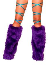 "100"" Metallic Thigh High Leg Wraps Straps Dance Rave Club Wear Festival 3022"