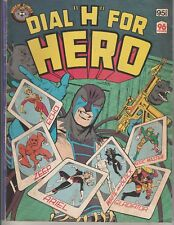 "Australian Comic: Dial ""H"" For Hero - Murray Comics 1981 96 Pages"