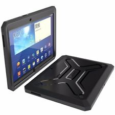 Poetic Revolution Protector Rugged TPU Black Case For Samsung Galaxy Tab 4 10.1