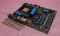 ASUS M4A785TD-V EVO Socket AM3 DDR3 HDMI Motherboard with Backplate and Phenom