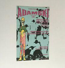 Adamski - 17th October - The Event, Brighton concert Ticket Stub