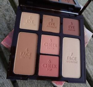 BNIB LTD ED CHARLOTTE TILBURY Instant Look in a Palette - Stoned Rose Beauty