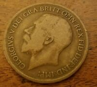 1913  GREAT BRITAIN   BRONZE  PENNY