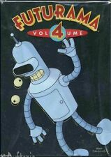 Futurama - Volume 4 (2004, DVD)..