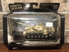 1:72 Unimax Forces of Valor Iraqi T-72 (Baghdad 2003)