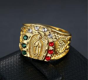 Greek Mythology Medusa Men's and Women's Ring  12 Size