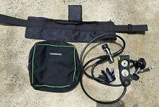 New listing Sherwood Oasis 2 Scuba Diving Regulator Set w/Storage Bag and Weight Belt