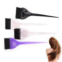 2x Friseur Pinsel Combo Salon Kamm Haarfarbe Pinsel Dye Tint Tool Kit DRSNE