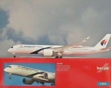 Herpa Wings1:500 Airbus A350-900 MalaysiaAirlines 9M-MAD 532990 Modellairport500