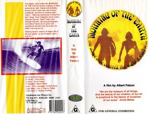MORNING OF THE EARTH 1971 CULT SURF (Nat Young, Terry Fitzgerald)V. RARE!!