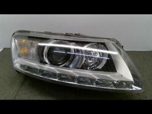 Passenger Headlight Xenon HID Self Adjusting Opt 8Q3 Fits 09-11 AUDI A6 625751