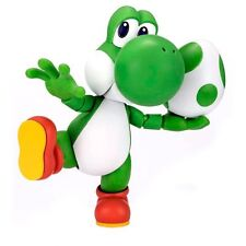Super Mario YOSHI S.H.Figuarts S.H.F Figuarts Tamashii Bandai 10Cm