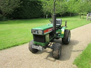 Ransomes Ford 1220 shibaura diesel compact tractor stables/small holding..
