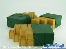 3 X SHEETED CRATE TRUCK LORRY LOADS 1:50 SCALE FOR CORGI CLASSIC & MODERN K8