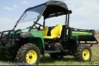 SUMMER CAB w/ Clear Split LEXAN Windshield (WS/Top/Rear) John Deere GATOR - UTV