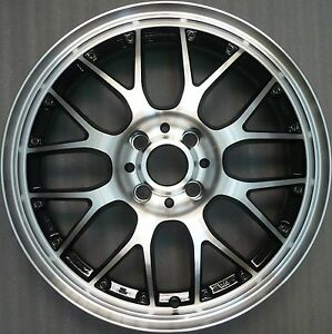 Asa AR 1 Revolution Aluminium Rim 7x17 ET18 New Peugeot Citroen Tyre Llanta Rim