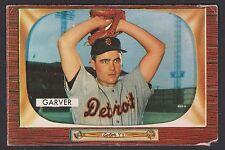 1955 Bowman Ned Garver Detroit Tigers #188 Baseball Card