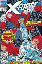 X-Force # 10 (Mark Pacella) (USA, 1992)