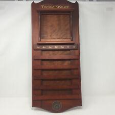 Thomas Kinkade Simpler Times Plates Perpetual Calendar Frame Only