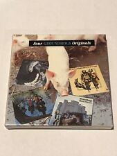 The Groundhogs-Four Originals-4 CD Set-VG+ Condition