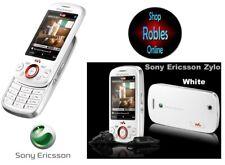 Sony Ericsson Zylo W20i White (Simlock Free) 3G Radio 3MP Walkman LIKE NEW OVP