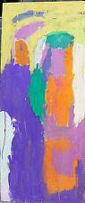 Abstrakte Kompositi/ Midcentury /Stilnovo / Informel /Kubismus unsigniert um1980