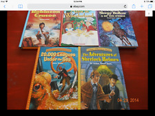 10 Treasury of Illustrated Classics Books for $15 Free Shipping!!