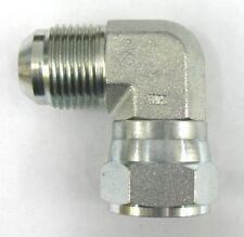 AF C5506-08-08 - 1/2 Male JIC x 1/2 Female JIC - 90° Swivel Nut Elbow