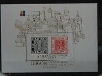 Bund BRD Michel Block 46 postfrisch** (1999) BRA Nürnberg