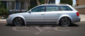 AUDI A6 C5 S6 LOOK SIDE BLADES / DOOR BLADES